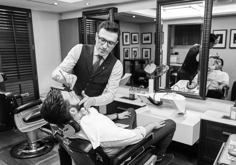 Barber-Shop Frankfurt am Main - THE SPA im Frankfurter Hof