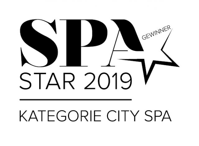 The Spa Frankfurter Hof - Spa Star Award 2019